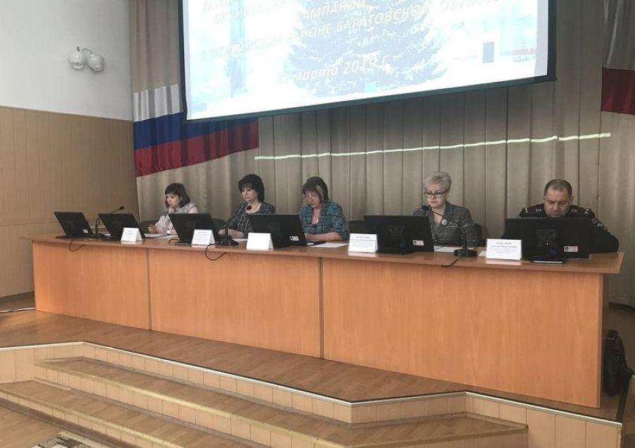 Заседание межведомственной комиссии по организации летней оздоровительной кампании