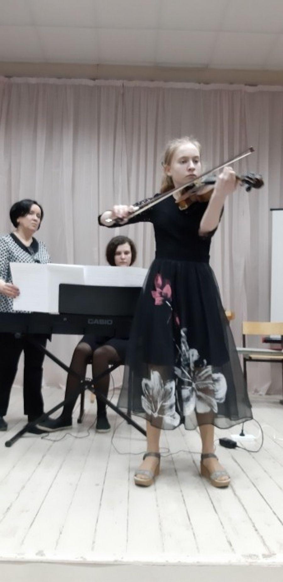 Филиал Детской школы искусств в селе Сторожевка