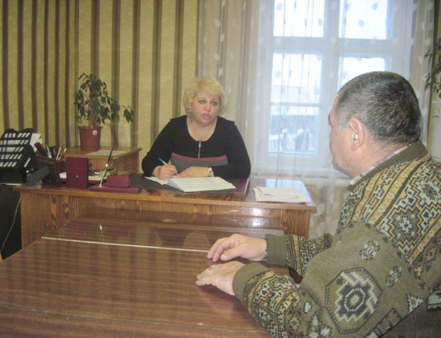 Приём граждан в Садовском МО
