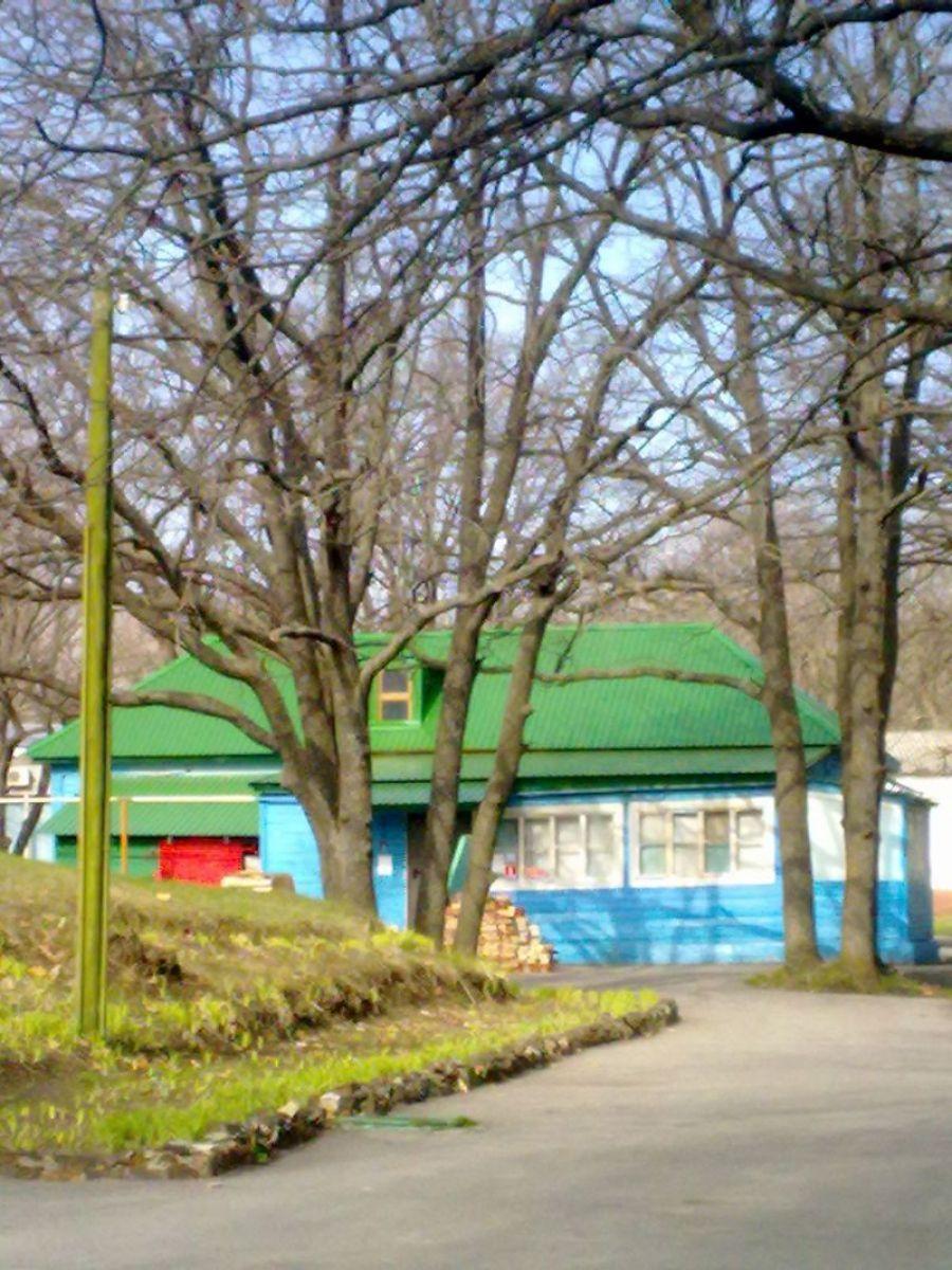 Ремонтные работы в детском лагере «Дубрава»