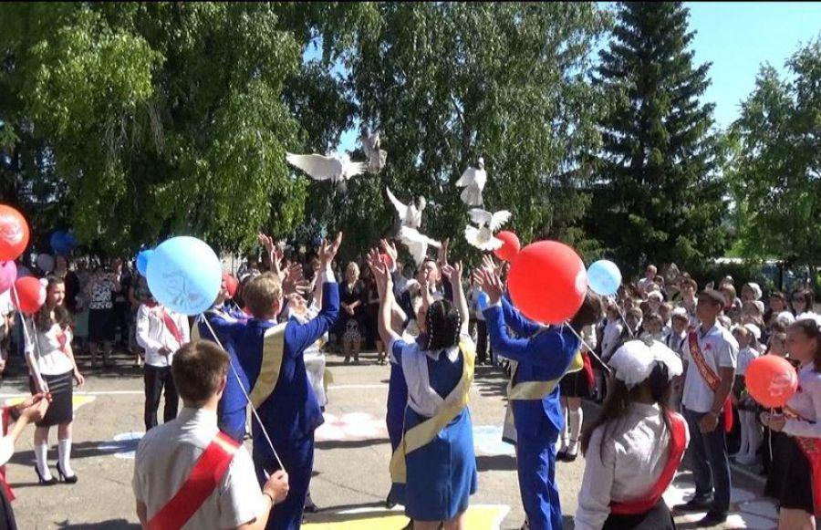 35-й юбилейный выпуск школы