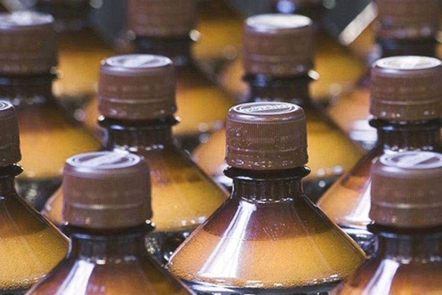 Ограничение оборота алкогольной продукции  в ПЭТ-таре объёмом более 1.5 литра