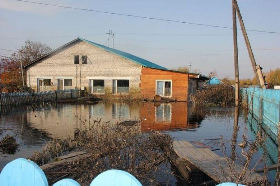 Необходимость страхования имущества от паводка