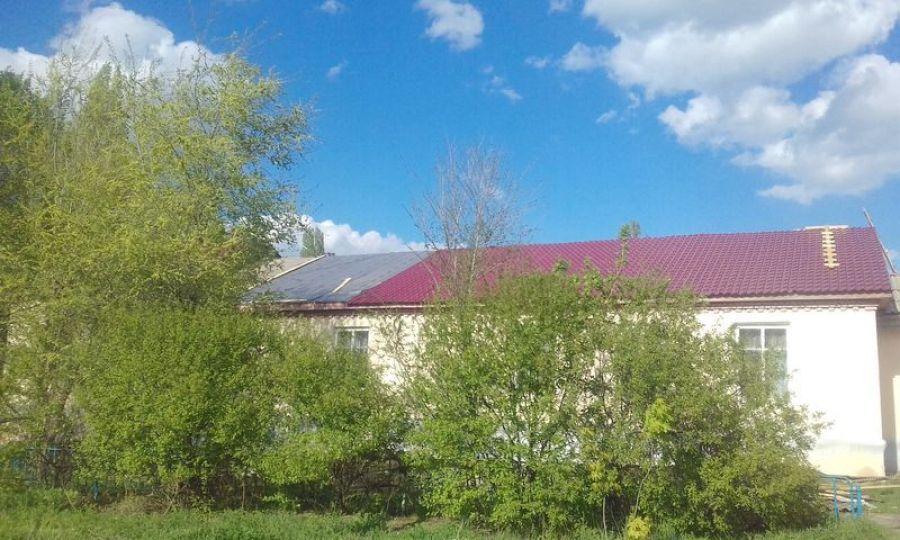 Ремонтные работы в Сторожевском сельском доме культуры