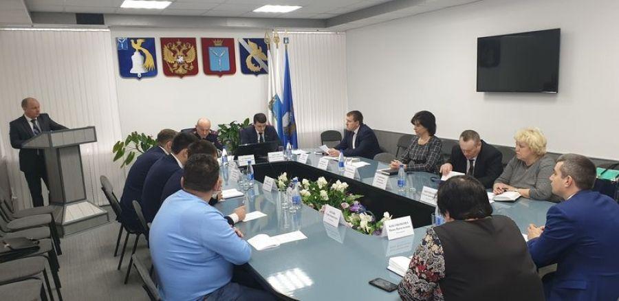 Состоялось заседание Комиссии по обеспечению безопасности дорожного движения