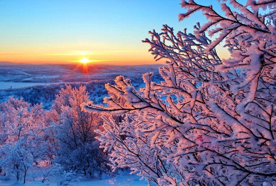 Оперативный прогноз погоды на 6 января 2020 года