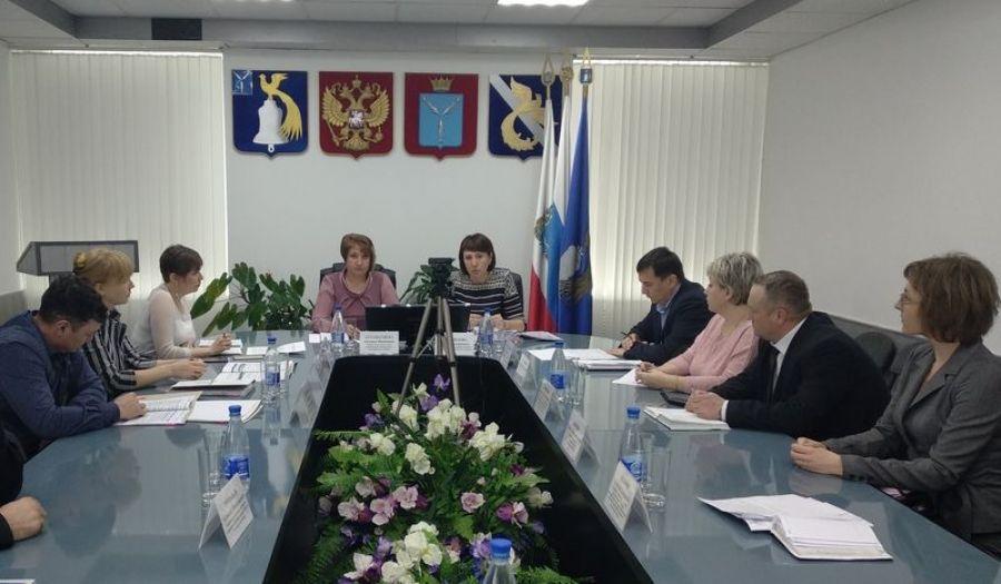 Заседание противоэпизоотической комиссии