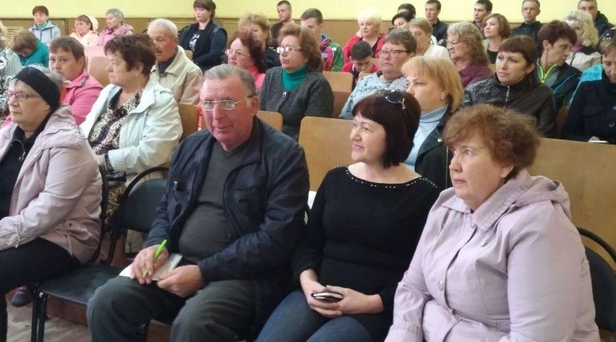 В Садовском муниципальном образовании состоялось собрание актива граждан