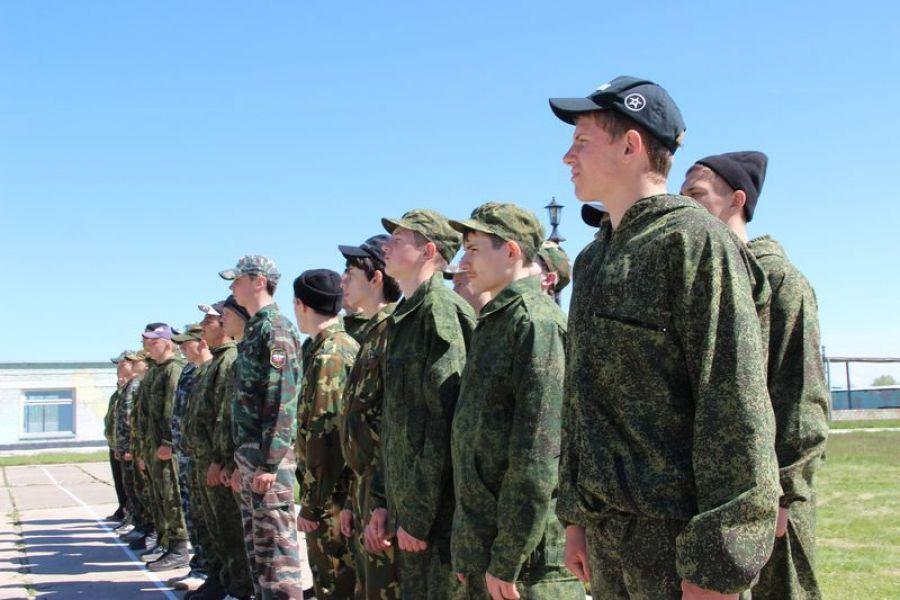 Весенние военно-полевые сборы
