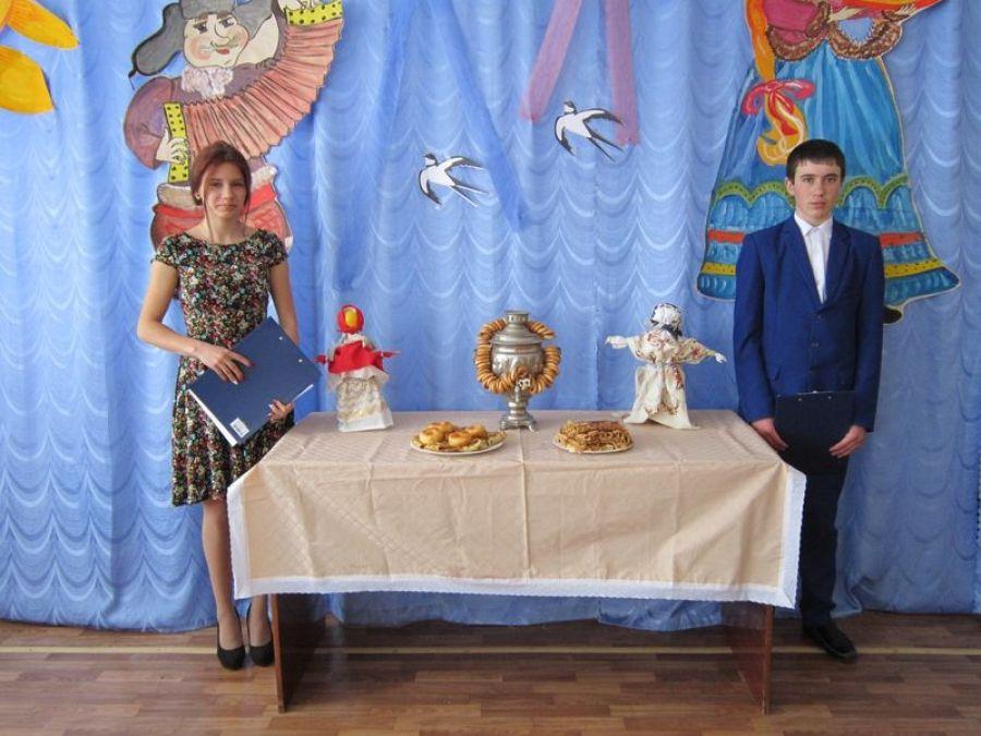 Масленица в сокурской школе