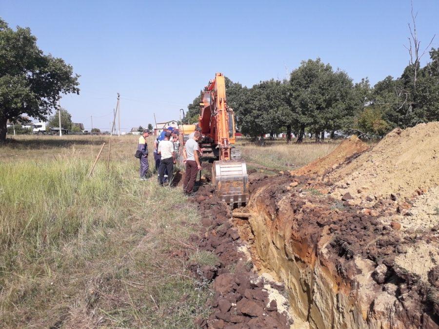 Завершена реализация проекта по обеспечению водоснабжением населения п.Коминтерн