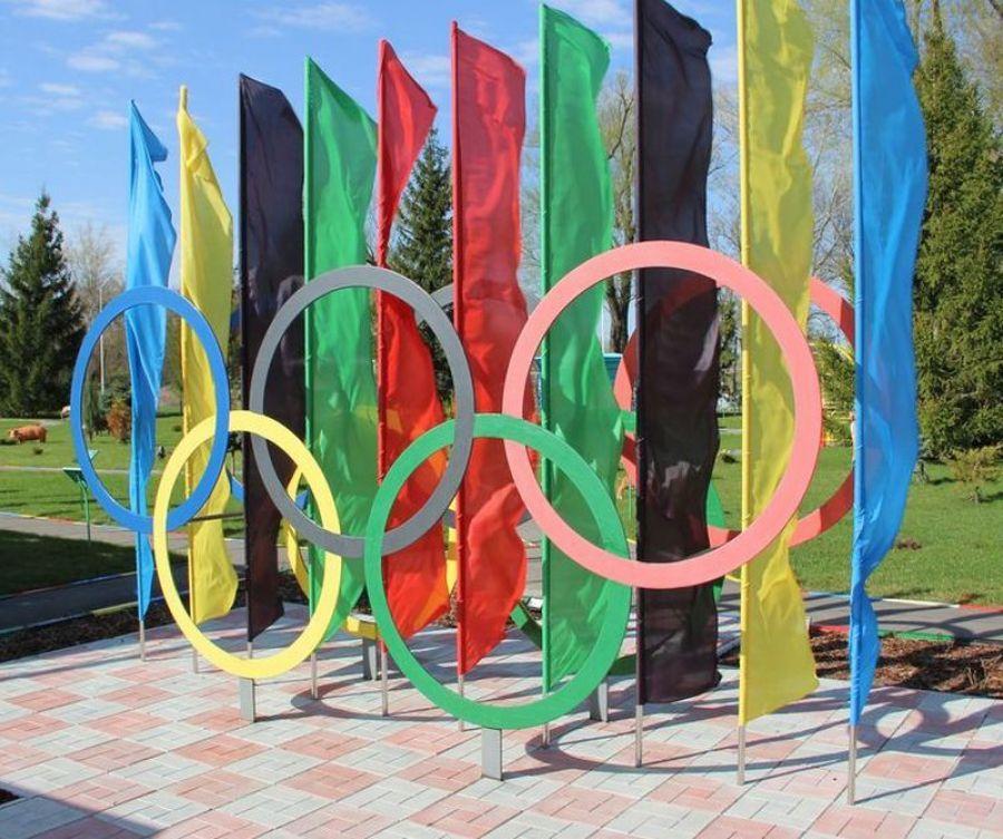 Несмолкающий ритм строительной и спортивной жизни на «Олимпе»
